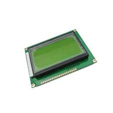 Графический экран 12864B V2.0 зелёный