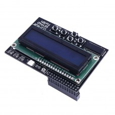 LCD RGB Keypad Shield для Raspberry Pi