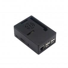 Корпус 2 в 1 для Raspberry Pi 3 черный
