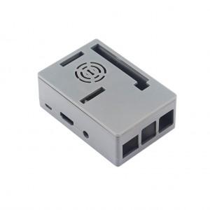 Корпус 2 в 1 для Raspberry Pi 3 серый / Купить в RoboShop