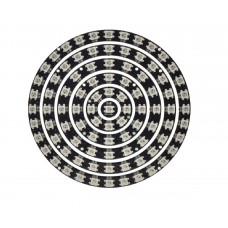 Модуль из 93 RGB светодиодов WS2812 (кольцо)