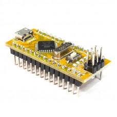 Arduino Nano V3 microUSB (распаянная)