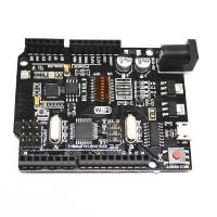 Arduino UNO + WiFi ESP8266 (micro usb)