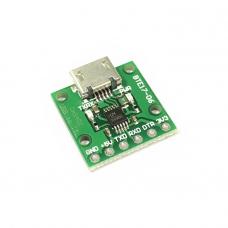 Преобразователь USB - UART на CH340 (micro USB)