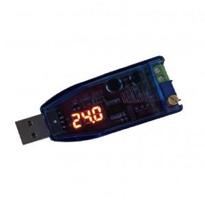 Регулируемый USB DC-DC преобразователь