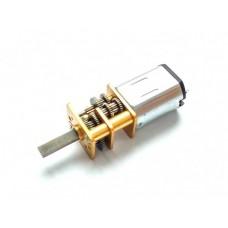 DC мотор с редуктором GA12-N20 6V100