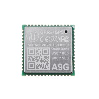 GSM / GPRS контроллер A9G