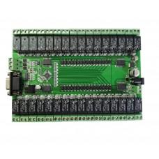 Плата-модуль удаленного ввода/вывода на 32 канала