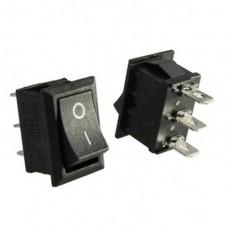Переключатель клавишный KCD1-102