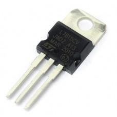 Стабилизатор напряжения L7815CV (15В, 1.5А)