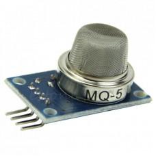 Датчик газа MQ-5 (метан, изобутан, бутан, водород)