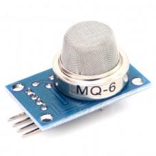 Датчик газа MQ-6 (изобутан, пропан)