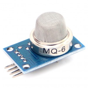 Датчик газа MQ-6 (изобутан, пропан) купить