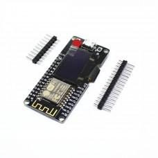 NodeMCU + 0.96 OLED