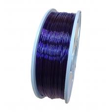 PETG пруток 1.75мм прозрачный Фиолетовый 1кг, катушка