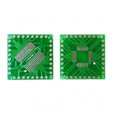 Двусторонняя QFP32  TQFP32  SOP32  SSOP32 печатная плата