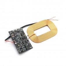 Модуль приемника беспроводного ЗУ Qi универсальный