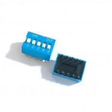 SWD-05 (DS-05) DIP переключатель