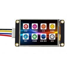 Nextion 2.4 сенсорный TFT дисплей TJC3224K024 (NX3224K024)