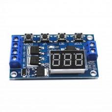 Реле времени на Mosfet транзисторах D4184