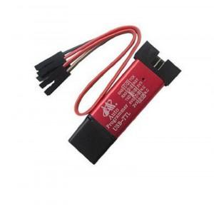 Преобразователь USB - UART STC в алюминиевом корпусе купить