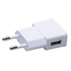 Адаптер питания USB 5В 1А белый (DS6188)