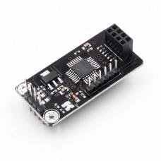 Адаптер для NRF24L01 с ATmega48