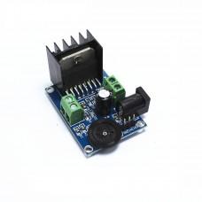 Аудио усилитель TDA7266