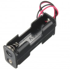 Батарейный отсек UM-3x2 (2 x AA) двусторонний