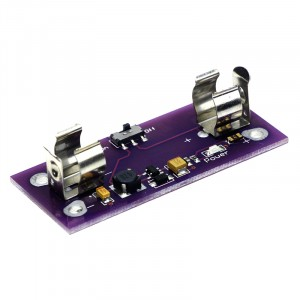 Модуль питания для Arduino Lilypad UM-4x1 (AAA)