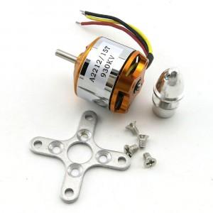 Бесколлекторный мотор 2212 1000KV купить