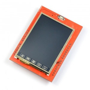 2.4 TFT touch LCD shield