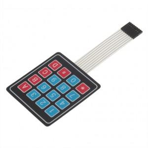 Матричная клавиатура 4х4 купить