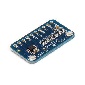 Модуль АЦП 16 бит (I2C) ADS1115 купить