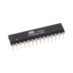Микроконтроллер ATmega8A-PU купить