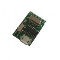 Преобразователь USB - UART на CH340 (с переключателем)