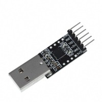 Преобразователь USB - UART на CP2102 6-pin