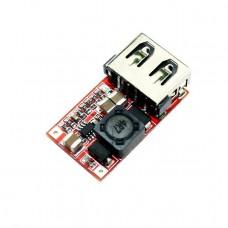 Понижающий преобразователь USB DC-DC 6 - 24в до 5В 2A