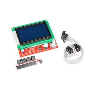 Дисплей 12864 для 3д принтера (RepRapDiscount Full Graphic Smart Controller) купить