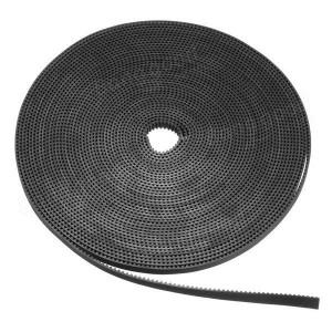 Лента зубчатая GT2-6mm, черная, 1 метр купить