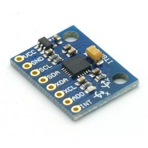 Гироскоп + акселерометр GY-521 (MPU-6050) купить