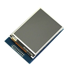 2.8 TFT touch LCD shield купить