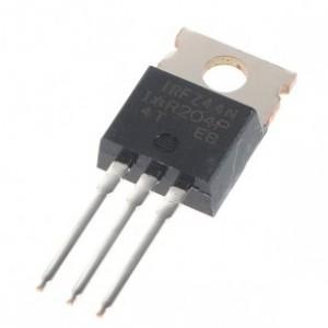 Транзистор MOSFET IRFZ44NPBF (n-канал, 49А, 55В) купить