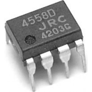 Операционный усилитель NJM4558D купить