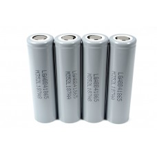 Аккумулятор LG B4 2600mAh  18650