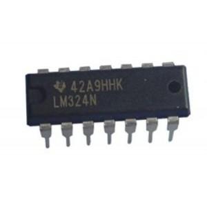 Операционный усилитель LM324N купить
