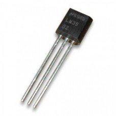 Датчик температуры LM35DZ