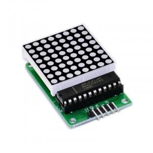 Модуль светодиодной матрицы 8х8 купить