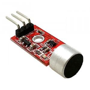 Модуль микрофона с усилителем MAX9812 купить