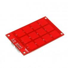 Сенсорная клавиатура MPR121